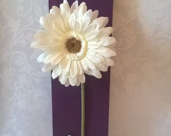Flower Wall Plaque