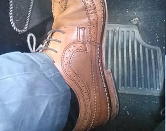 A Shoe (Art piece, worn by me)