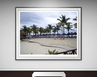 Mexico : Beach Landscape