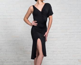 Black Tulip stretch dress
