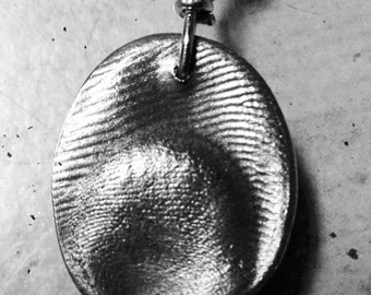 Thumbprint Jewelry
