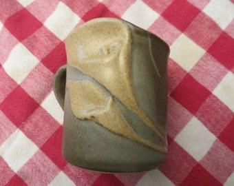 Handmade Pottery Cup Mini Mug Tea Coffee