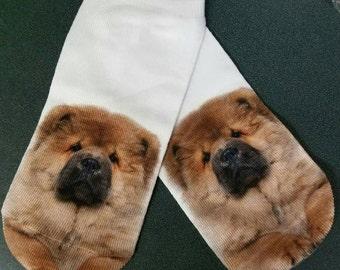 Chow Chow Socks - 3 Pairs