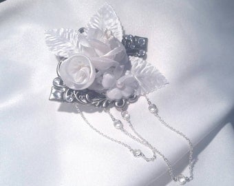 Small Bridal Hair Accessory