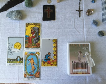 Tarot Reading for Career - One Digital Photo & Two Digital Files