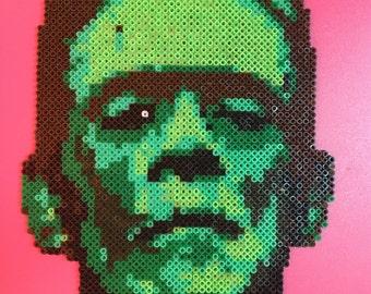 Frankenstein - hama beads