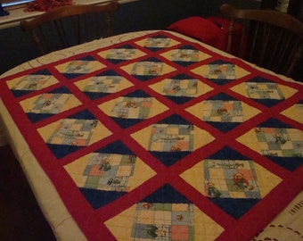 Baby Quilt (quilts wrap you in love)