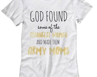 Army Mom Shirt, Army Mom, Army Gifts