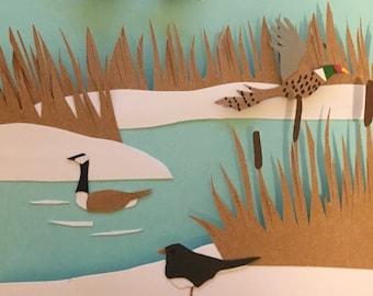 Snowy Pond Ecology