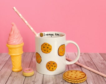 Mug Trempe ton cookie !