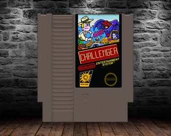 Challenger - Real Time Action Adventure - NES