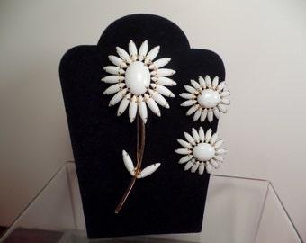 1960's Napier Flower Set-Eugene Bertolli Design