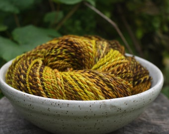Witchling - Handspun Corriedale