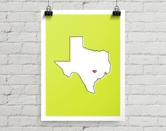 Austin Love - Giclee Print