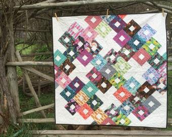 Barn Dance - Modern Quilt