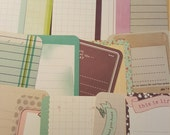 Project Life 5th and Frolic Set of 50 Journaling Cards Double Sided