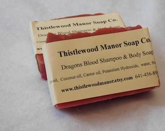 Dragons Blood Soap