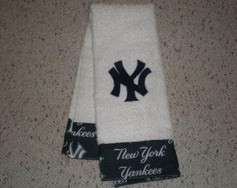 New York Yankees Terry Hand Towel