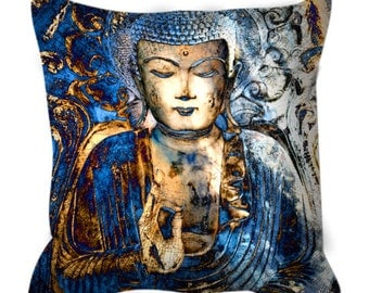 Zen Pillow Etsy