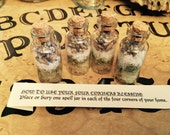 Four Corners Home Blessing Jars