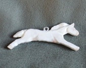 White Horse Home Decor Hanger-Sculpted, Handmade