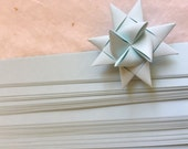 "Clearance* 3/4"" Weaving Star Paper~ Baby Blue (52 strips)"