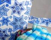 Celebration zippy bag by AnniePurl