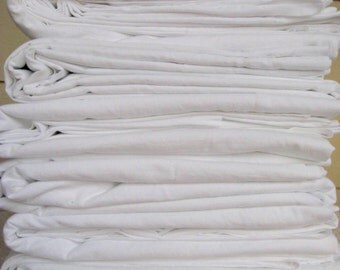 Vintage Cotton Muslin Sheet