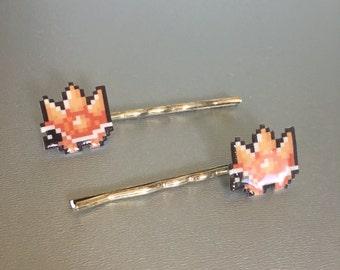 SALE spiny bobbypins