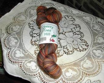 Cherry Tree Hill Supersock yarn