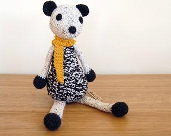 Teddy Bear, Knitted Bear, Baby Gift, Unisex Baby Shower Gift, Newborn Gift, Soft Toys, Knitted Animals, Toddler Gift