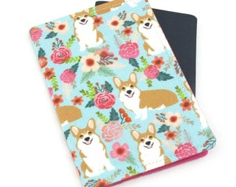 Corgi Dog Passport Cover, Passport Holder, Passport Wallet, Passport Case, Travel Gift