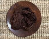 hearty JAVA worsted weight superwash merino yarn