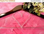 SALE 20% OFF Bridal Hanger Bride Wire Hangers by Originalbridalhanger