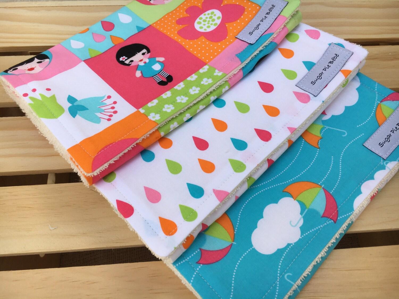Baby Gifts Burp Cloths Burp Rags Baby Girl Burp Cloths