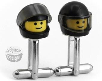 LEGO Space Cufflinks