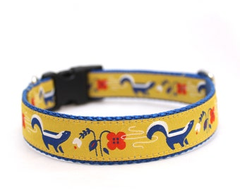 "1"" So Stinkin' Cute buckle or martingale dog collar"