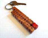 Mesquite Wood 2-Liner Lov...