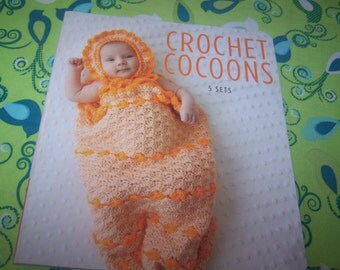 Craft Book - Crochet Cocoons 5 patterns