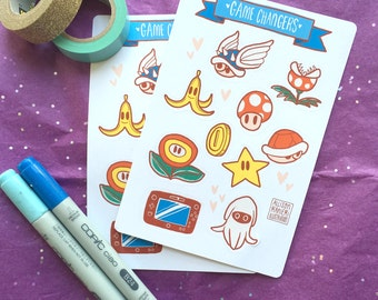 Game Changers Sticker Sheet