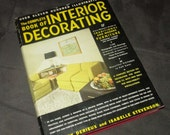Vintage The Complete Book of Interior Decorating Book 1956