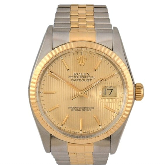 Rolex 16013 Oyster Perpetual Datejust for Him - Vintage