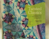 Twisted Classics quilt book