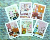 Your Choice...8 Note Cards With Envelopes
