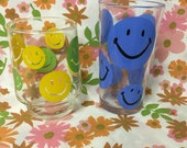 Two Smiley face glasses!