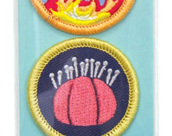 Moda Merit Badges BADGE 8
