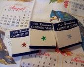 dennison variety foil star stickers