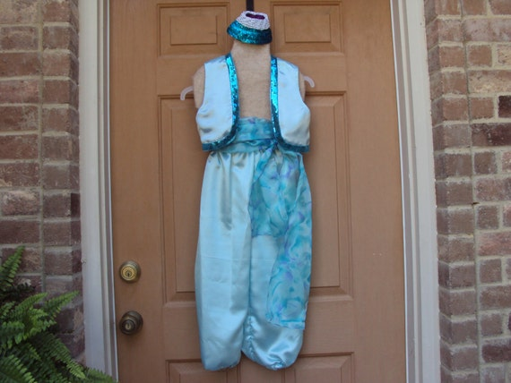 Shimmer and Shine Genie Costume