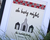 Oh Holy Night Picture Kit
