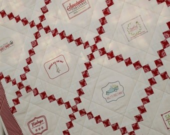 Holly's Mini Quilt Pattern